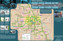 BikeMuncie map