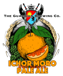 Logo for The Guardian Brewery