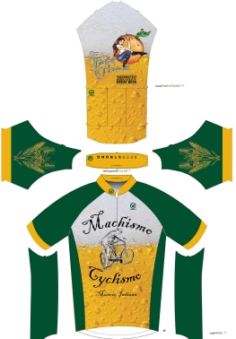 Bike Club Jersey/shorts design