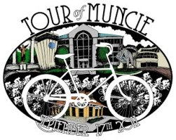 Muncie Bike Event